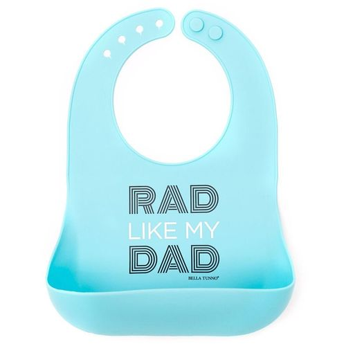 Rad Like Dad Wonder Bib