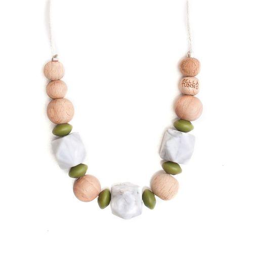 Savannah Necklace Olive
