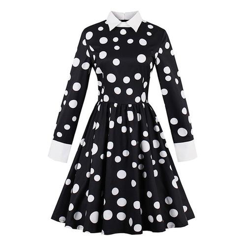 Snowball Swing dress
