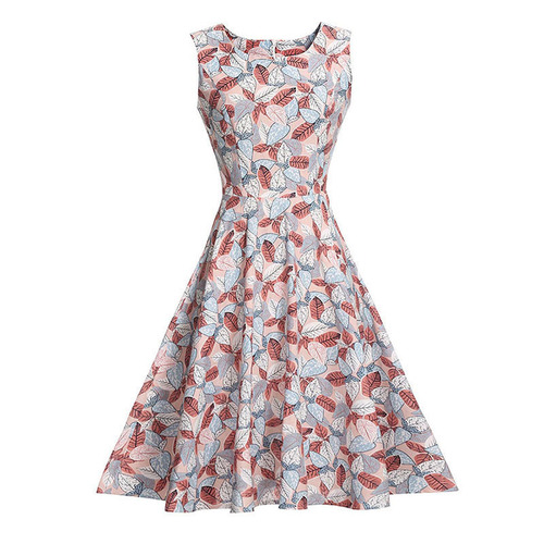 Felicity dress in Autumn Breeze