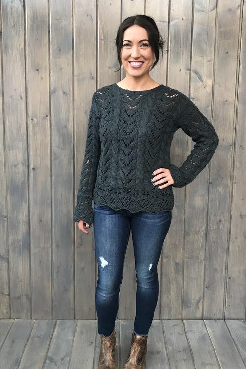 Victoria Jetset Sweater