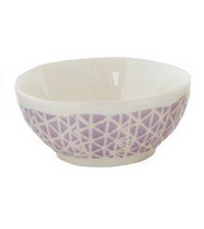 Patterened Small Bowl