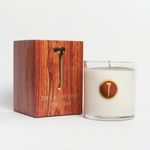 Cedar Wood Candle