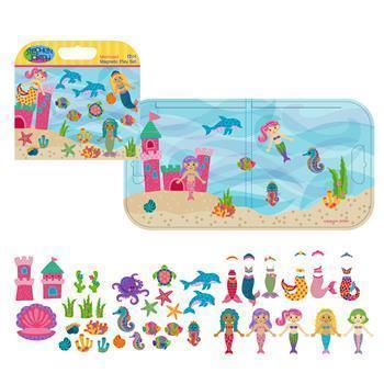 Magnetic Mermaid Play Set