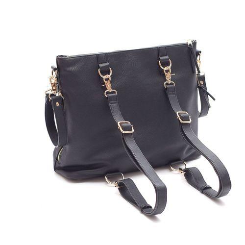 Boss Bag Backpack Black
