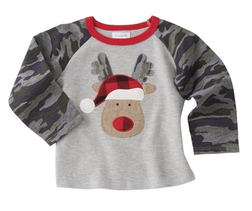 Camo Christmas T-Shirt
