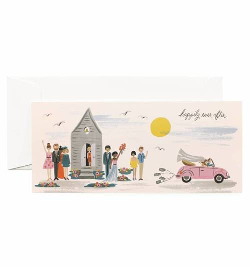 Wedding Send Off No. 10 Card