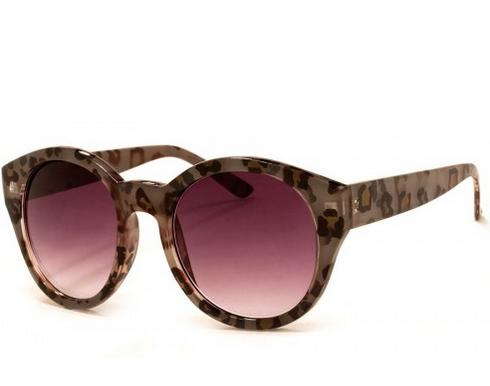 Marlo Leopard Sunnies