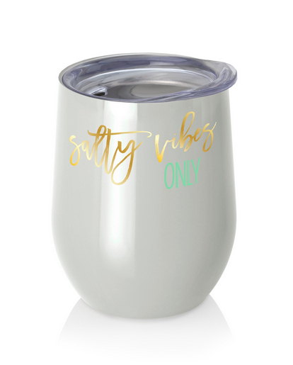 Salty Vibes Swig Wine Cup- 9oz