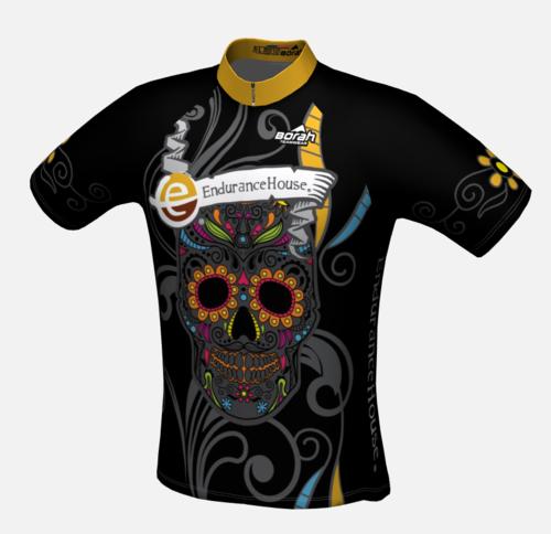 Women's Short Sleeve Team Jersey (Blithe Skull)