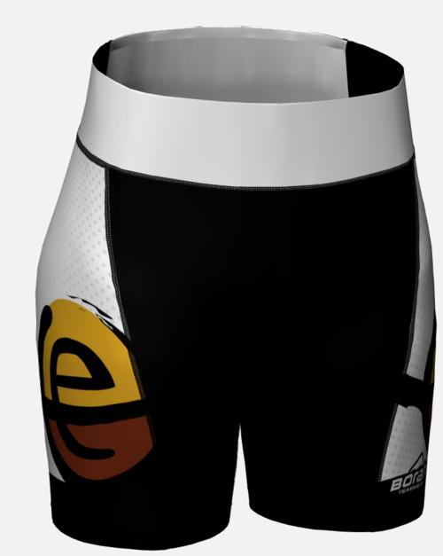 Women's Vengaza Tri Short (Dot Fleck)