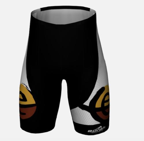Men's Pro Tri Short (Dot Fleck)