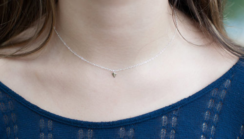 Sela + Sage Silver Adventure Necklace