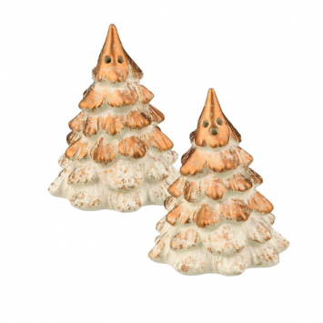 Tree Salt & Pepper Shakers