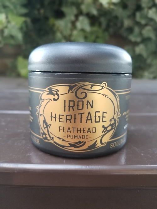 Iron Heritage Flathead Pomade