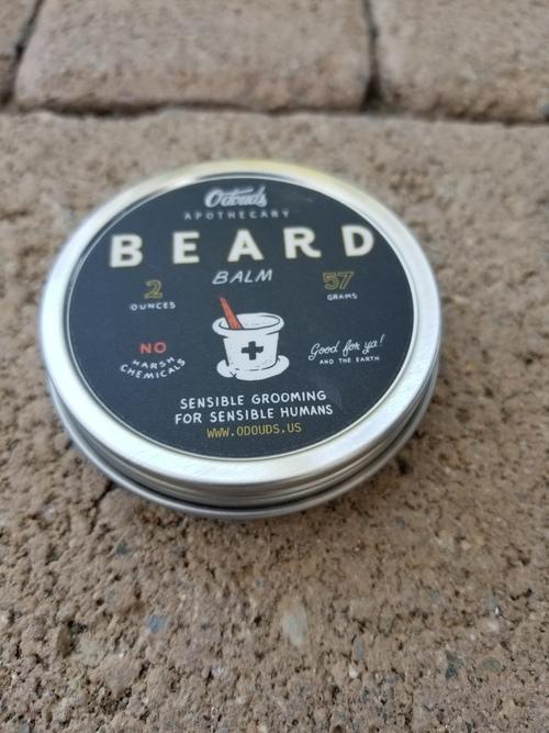 Odouds Beard Balm