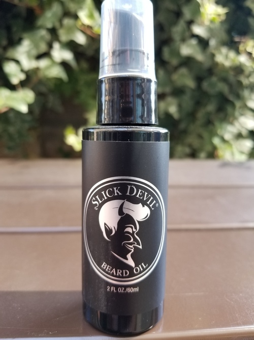Slick Devil  Beard oil