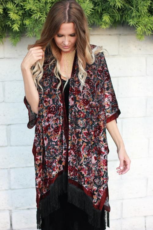 Leila Kimono
