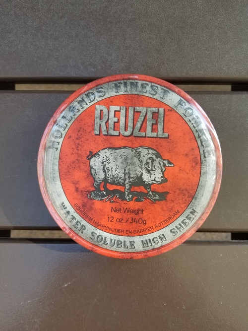 Reuzel Red Water Soluble 12 oz