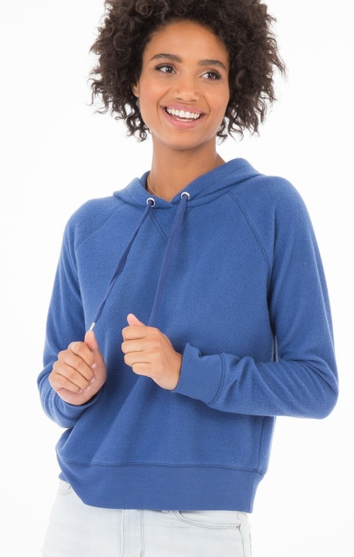 Dusk Blue Loft Pullover Hoodie