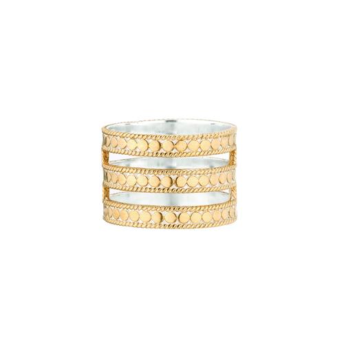 Triple Bar Ring
