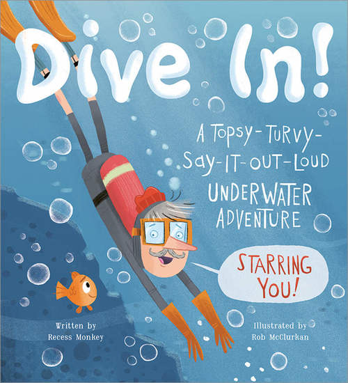 Dive In Book