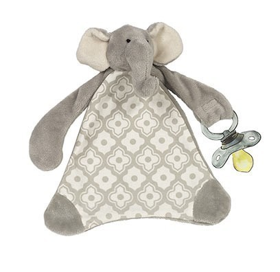Emerson The Elephant Taggie Blanket