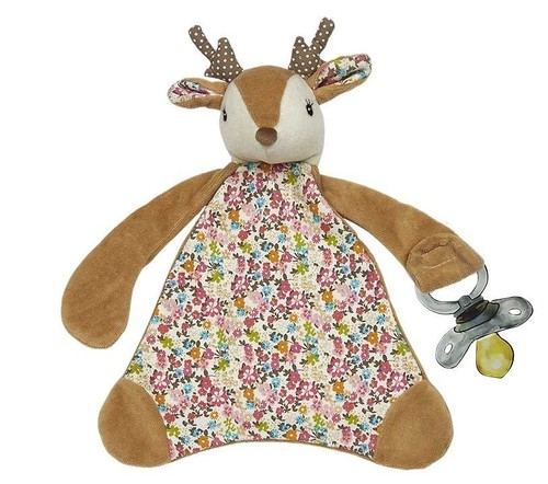 Farrah The Fawn Pacifier Blankie