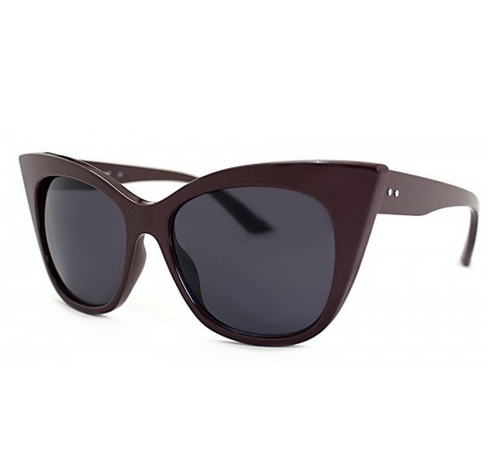 Flamboyant Burgundy Sunnies