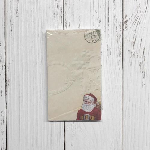 Santa Notepad
