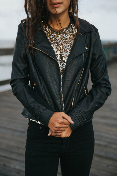 Andie Leather Jacket
