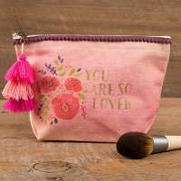 Canvas Pouch You Are So Loved