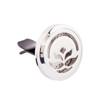 Lotus Aromatherapy Car Clip