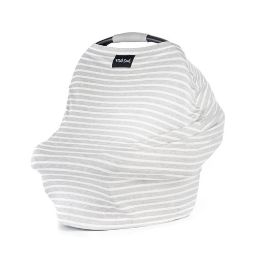 Milk Snob Cover Heather Stripe