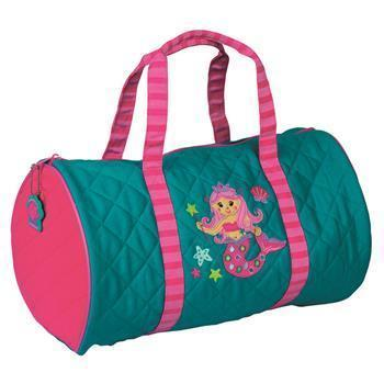 Quilted Duffle Mermaid Bag