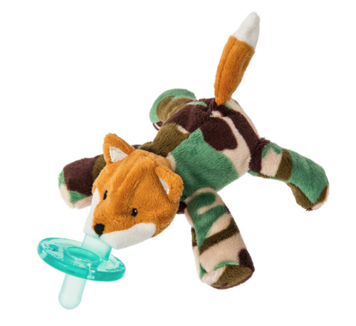 Camo Fox Wubbanub