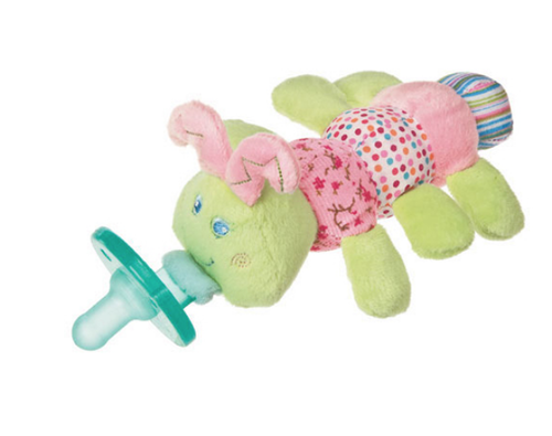Cutsie Caterpillar Rattle