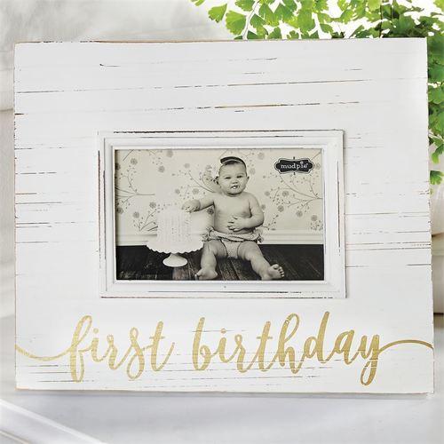 First Birthday Frame