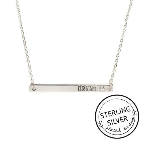 Dream Sterling Silver Boxed Necklace