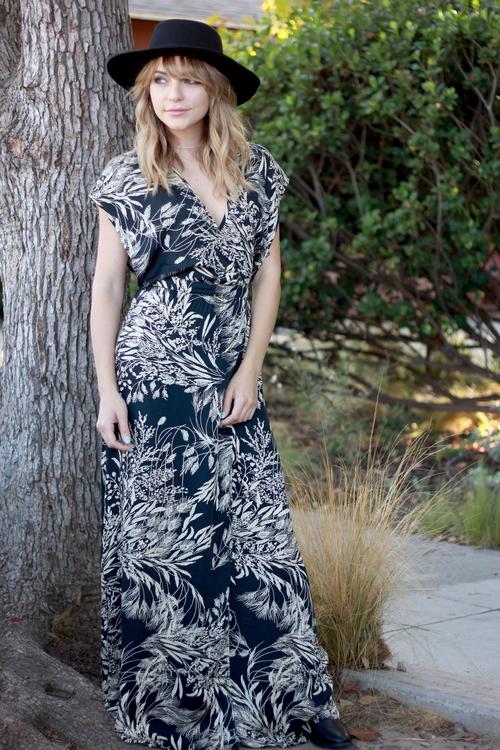 Fields Garbo Dress