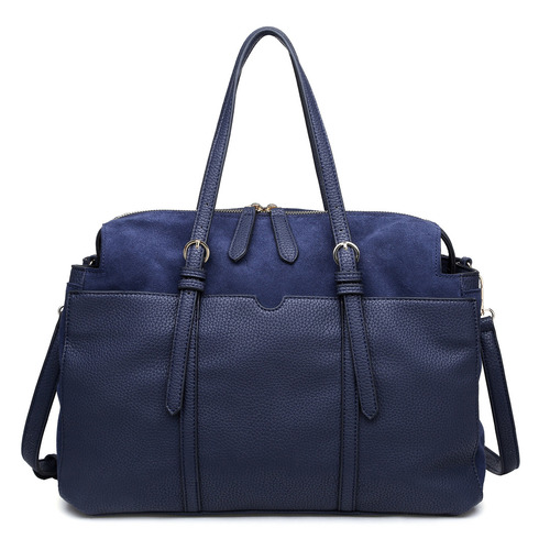 Denim Carry All Parker Tote
