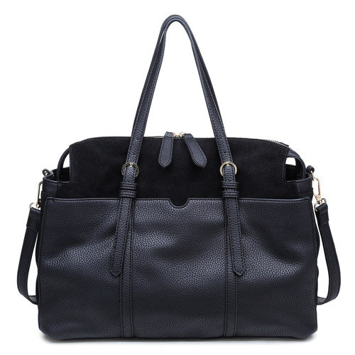 Black Carry All Parker Tote