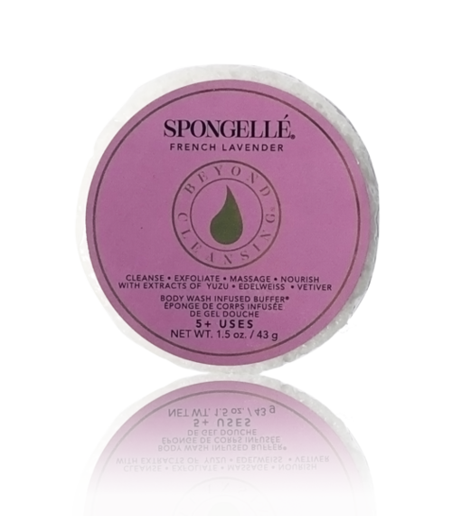 Spongelle Travel Size French Lavender