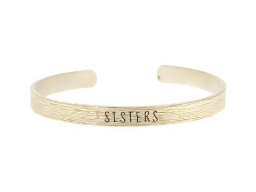 Silver Sisters Bracelet