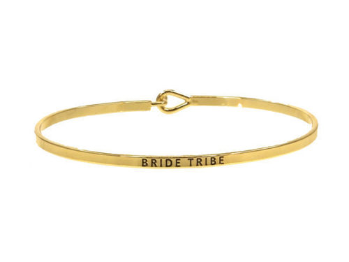 Gold Bride Tribe Bracelet