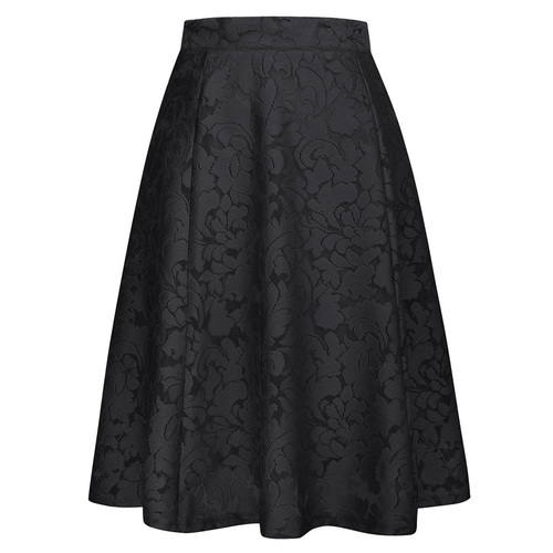 Paris Lace Midi Skirt