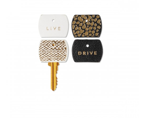 Live & Drive Key Leather Covers