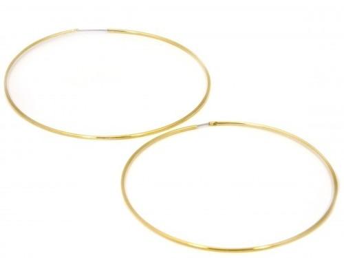 Endless Hoop Earrings