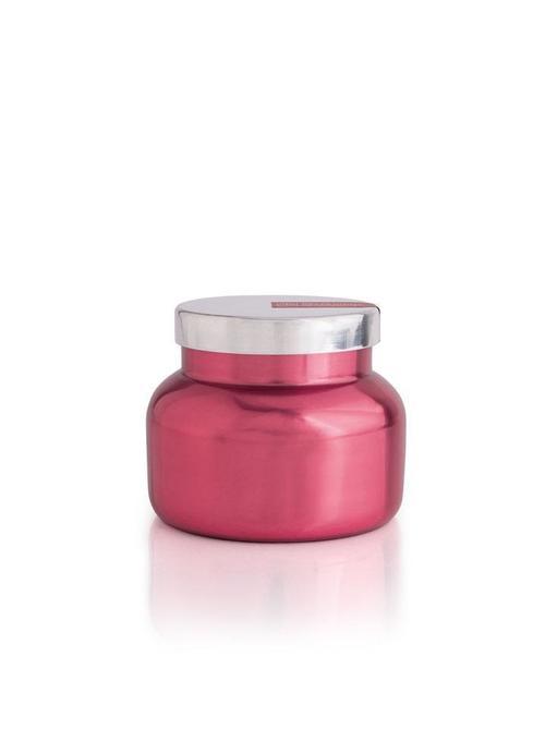 Pink Metallic Petite 8oz Candle