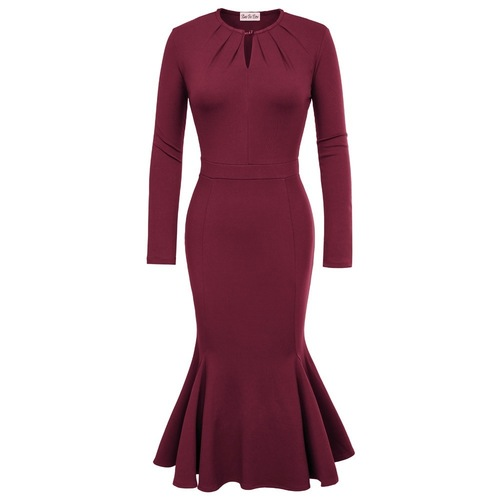 Delilah Dress (3 Colors)